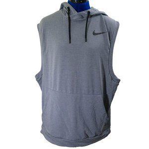 Nike Dri-Fit Sleeveless Sweatshirt